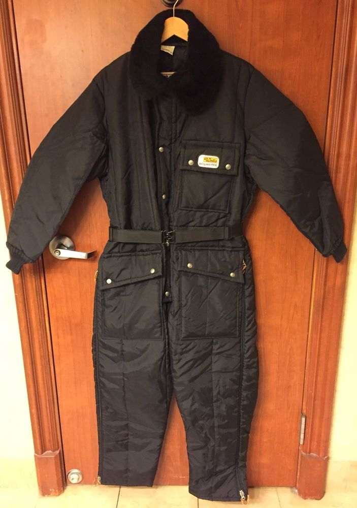 walls blizzard pruf men s insulated coveralls large on walls coveralls id=66396