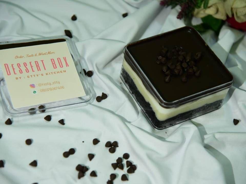 Resep Durian Dessert Box Oleh Resty Etty Resep Hidangan Penutup Chocolate Ganache Resep