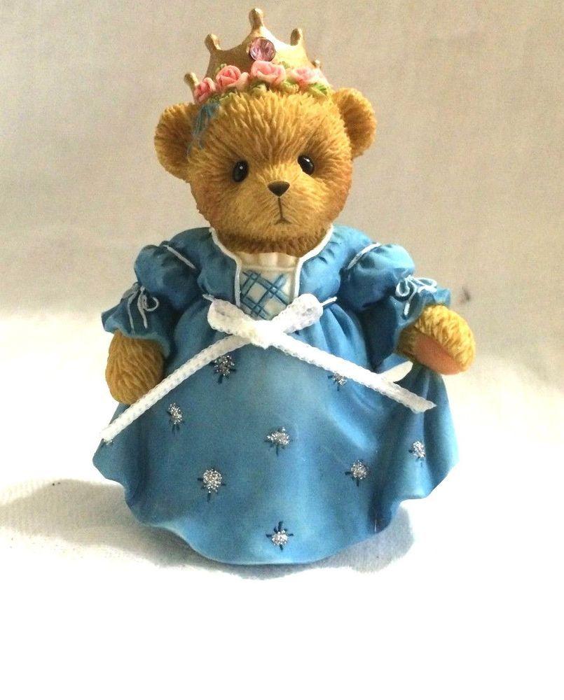 Cherished Teddies  JEREMY Bear With Rabbit /'91 MIB