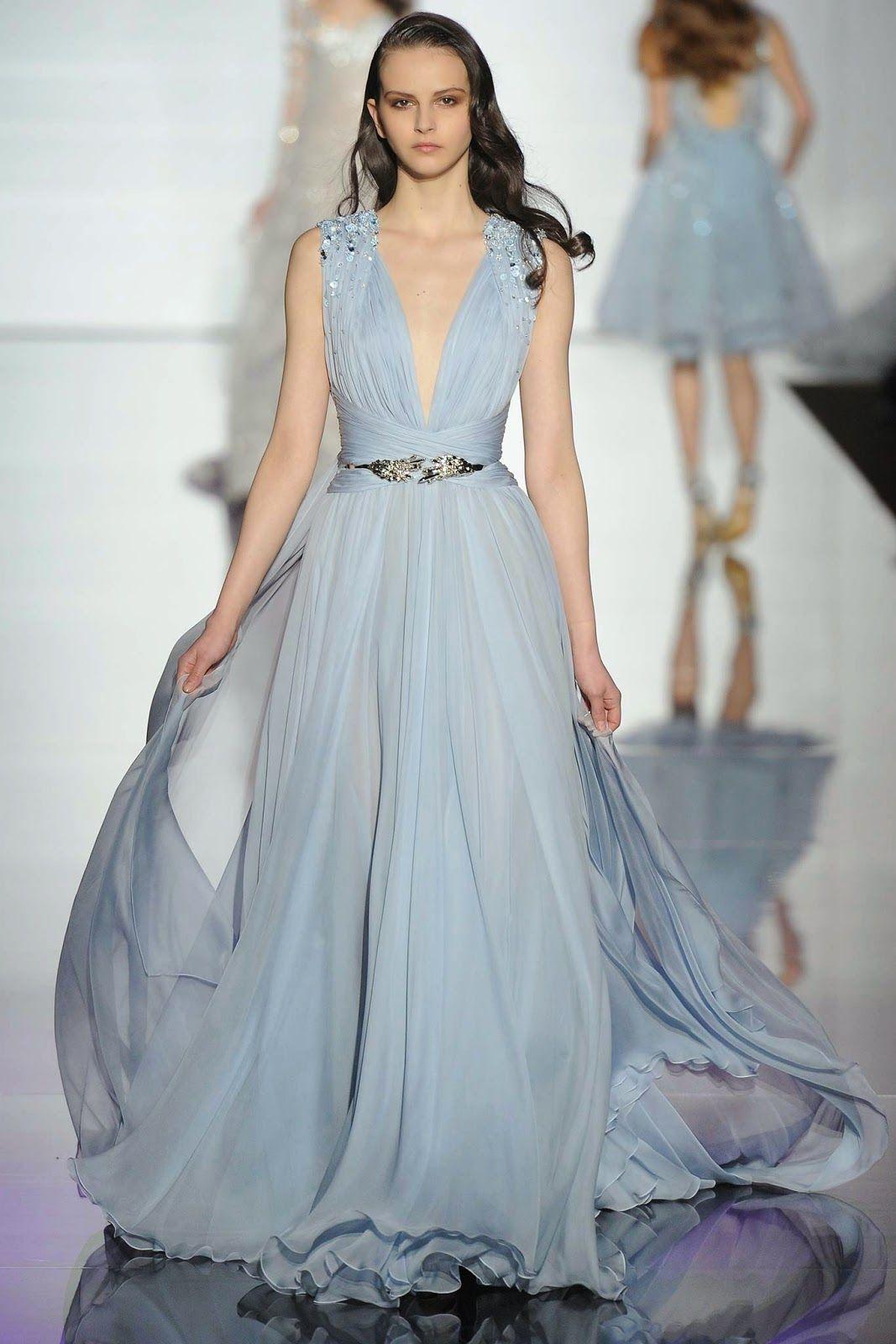 Zuhair Murad: Vestidos de Princesa | Moda | Pinterest | Zuhair murad ...