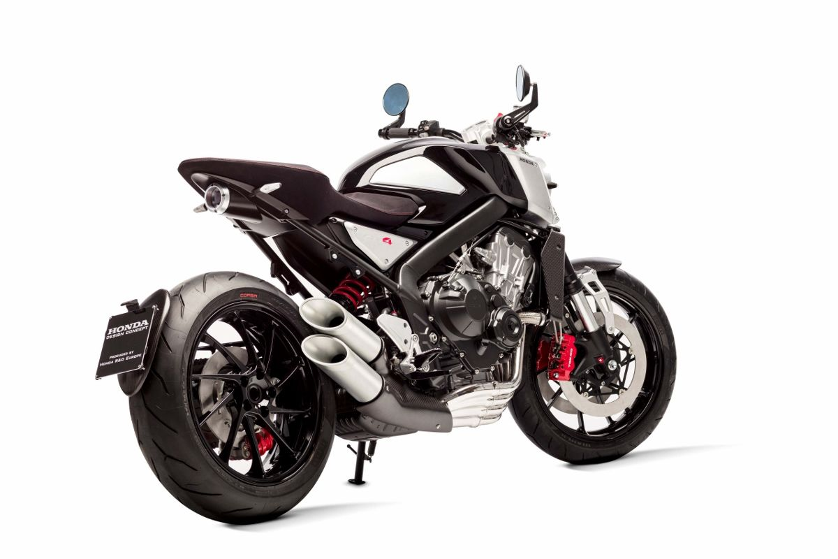 2017 future concept honda motorcycles sport bike streetfighter with cbr engine big