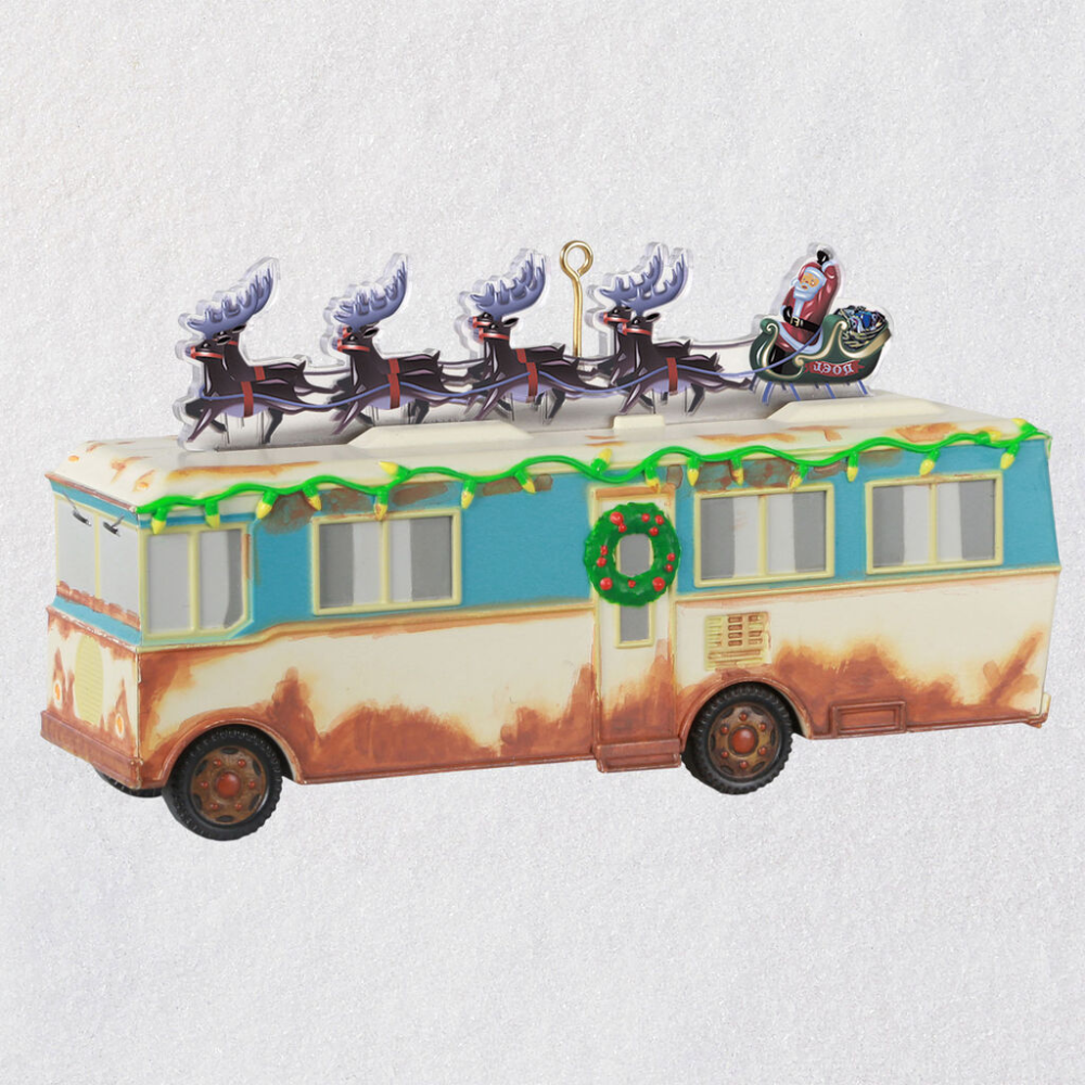 2020 Christmas Vacation Ornament  Keepsake National Lampoon's Christmas Vacation™ That's an RV Ornament in