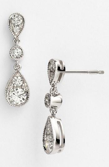 Kwiat Sunburst Diamond Drop Earrings 4 200 00