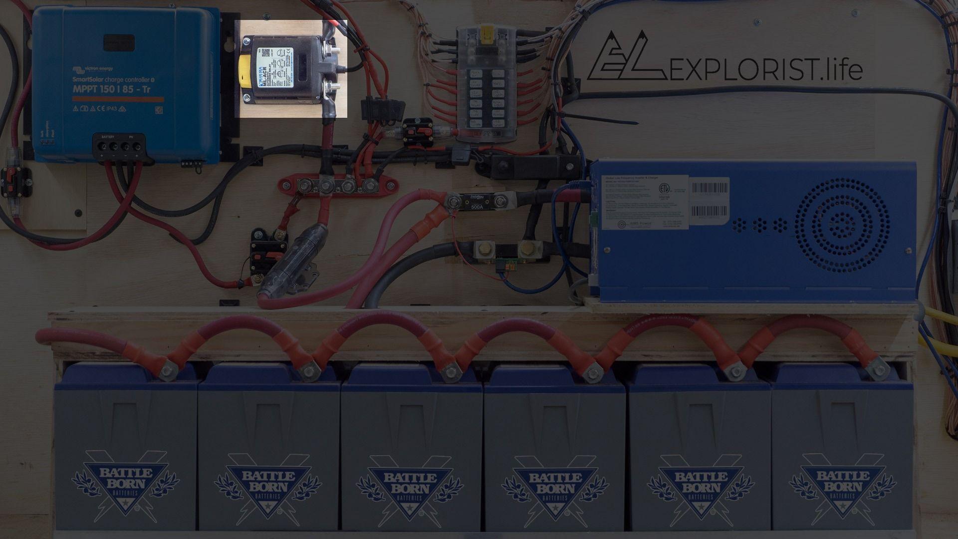 How To Design And Install Solar On A Camper Van Diy Camper Solar Solar Power Diy