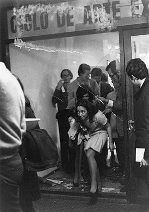 Graciela Carnevale Argentinean Artist Carnevale S Infamous 1968