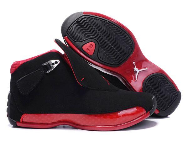 2de52b4d8ee280 Femme Air Jordan 18 Retro Chaussure 086
