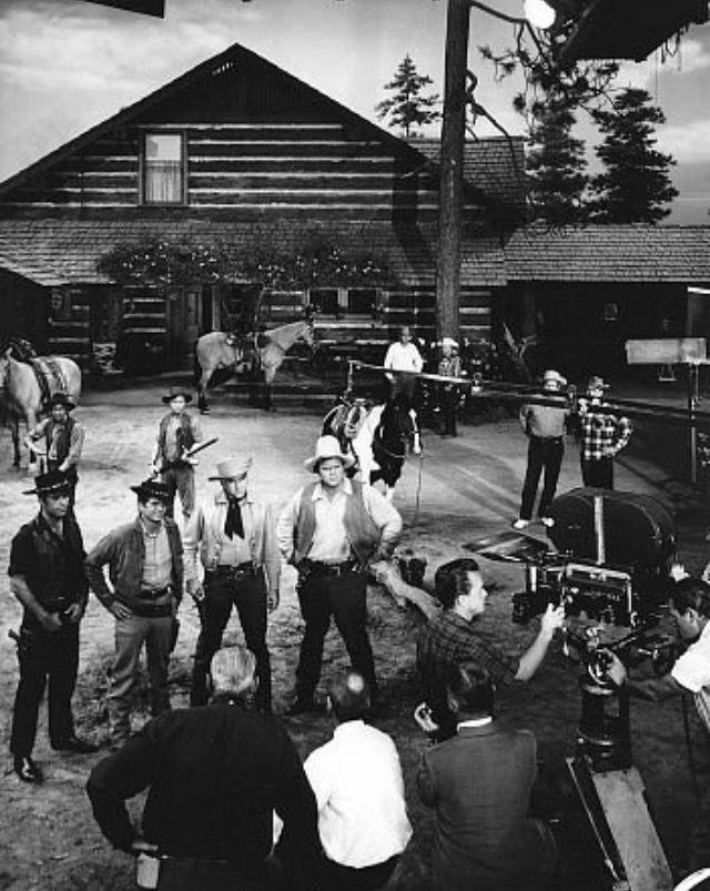 BTS of Bonanza(1959) IMDB