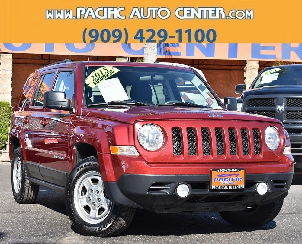eBay 2015 Patriot Sport 2015 Jeep Patriot Sport 47182
