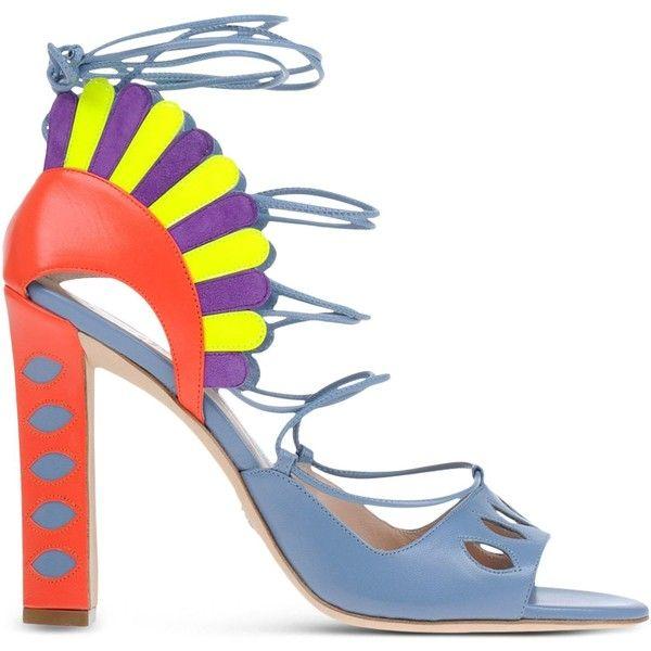 Sandales De Lotus Bleu - Paula Cademartori lFLwyGziL
