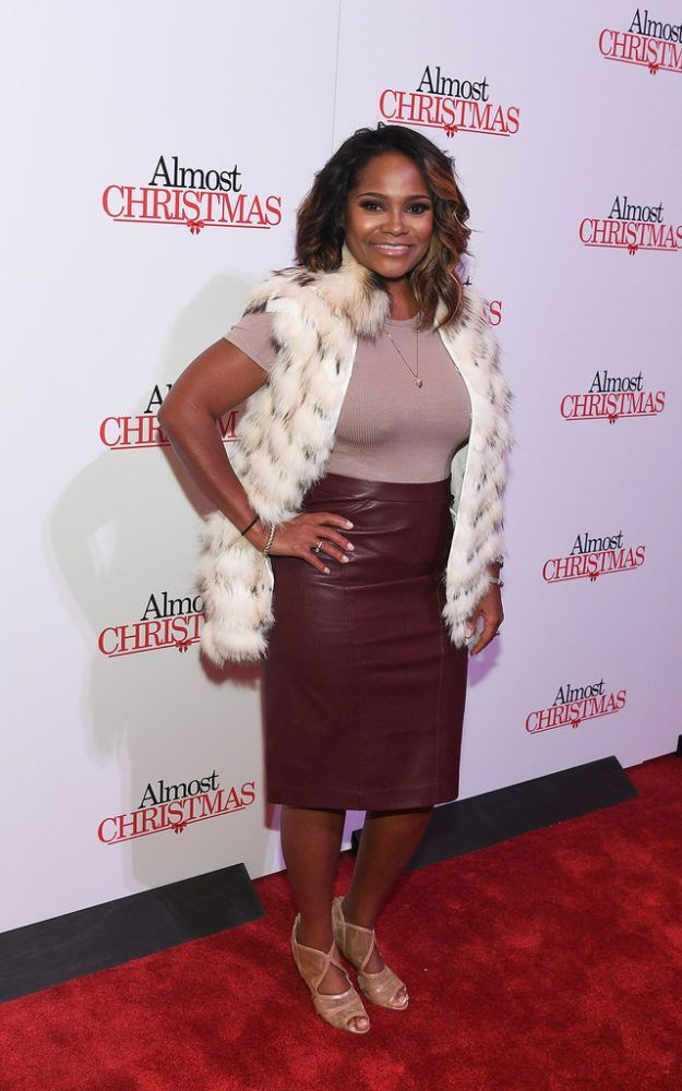 On the Scene: The Almost Christmas Atlanta Screening with Gabrielle ...