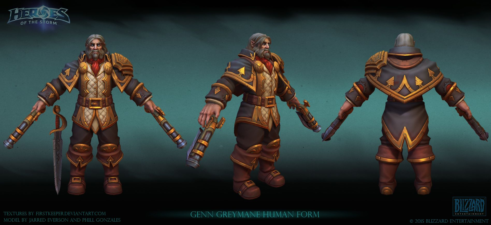 Genn Greymane Human Version By Firstkeeper On Deviantart Heroes Of The Storm Character Modeling Human Builds for every hero and tier list by liquid cris. genn greymane human version by