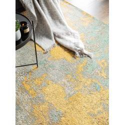 Photo of benuta Trends Flachgewebeteppich Frencie Beige/Blau 300×400 cm – Vintage Teppich im Used-Lookbenuta.