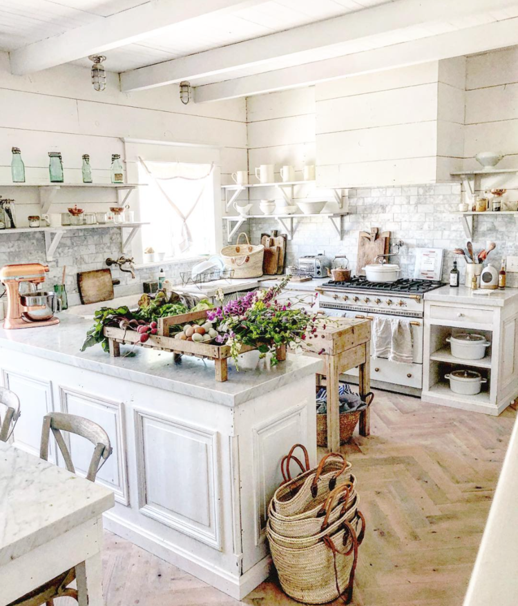 The 15 Most Beautiful Kitchens On Pinterest Home Kitchens