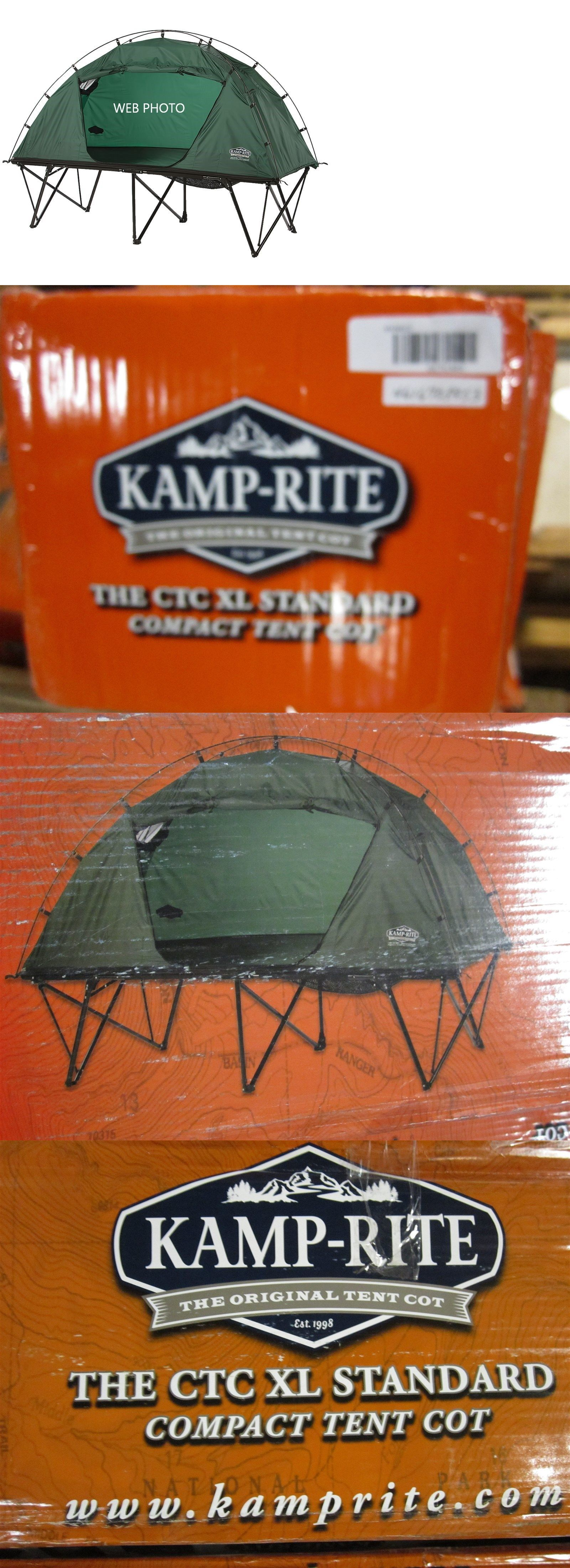 Other C&ing Sleeping Gear 16040 K&-Rite Tent Cot Inc Octc443 Green Extra Large : kamp rite tent cot inc - memphite.com