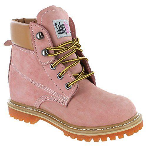 Zapatos rosas Wock para mujer aOxeYT