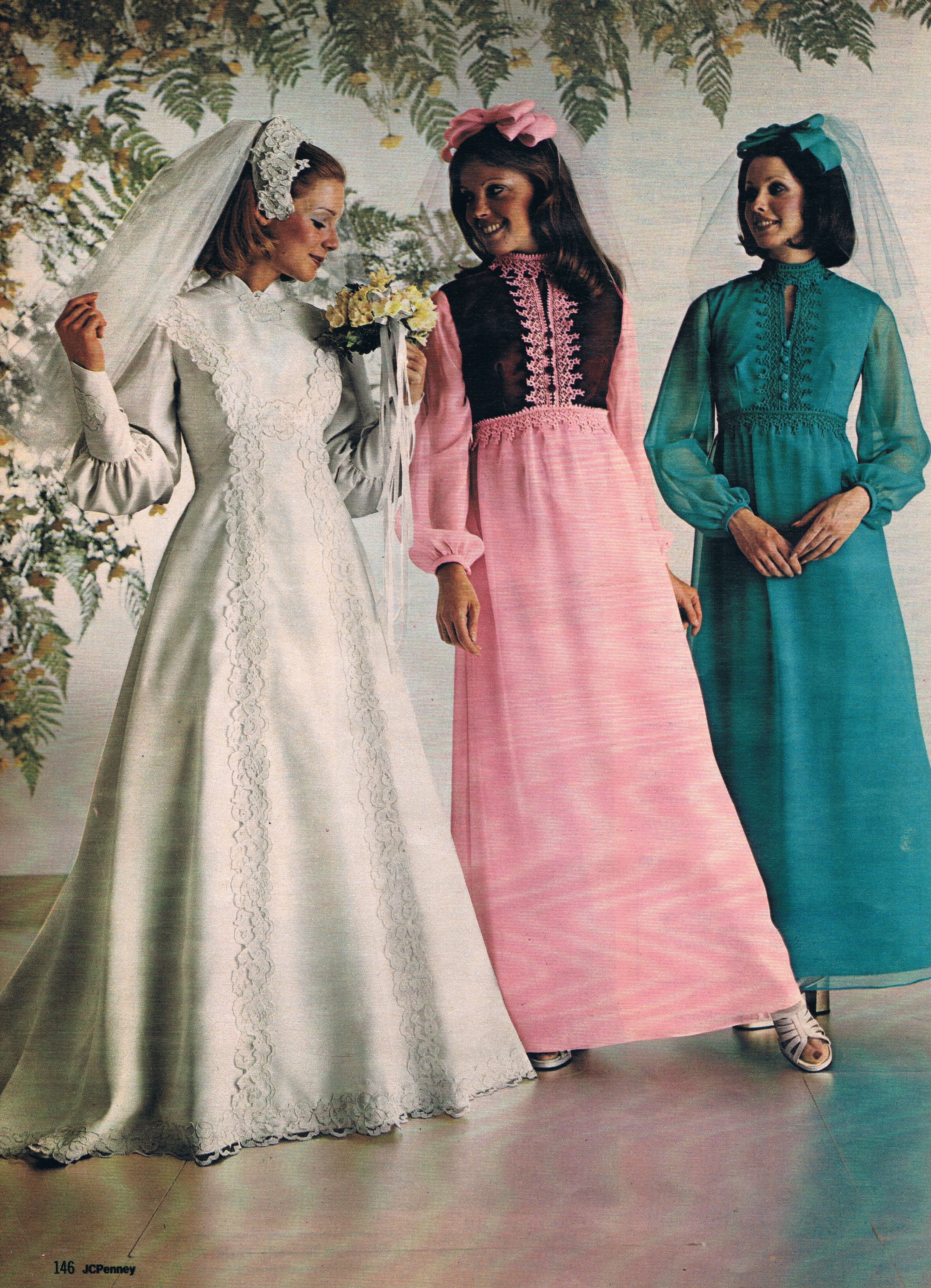 Penneys catalog 70s | Vintage brides | Pinterest | Novias vintage ...