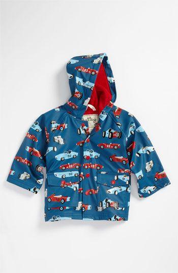 7c27a8ce5 Hatley  Vintage Cars  Rain Jacket (Infant