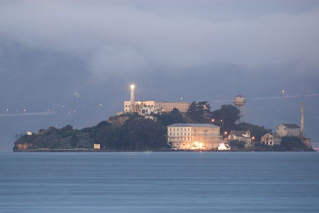 Alcatraz Al Capone S Prison Most Haunted Places Haunted Places