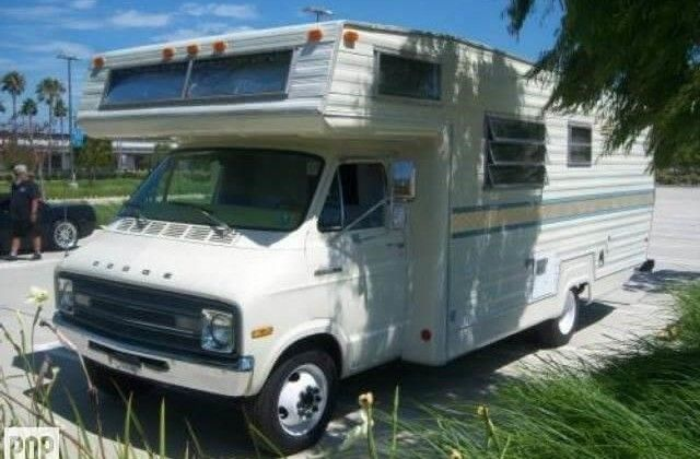 Throwback Thursday Vintage Rv 1977 Dodge Sportsman Rv Lifestyle News Tips Tricks And More From Rvusa Http Dodge Sportsman Vintage Rv Motorhome Remodel