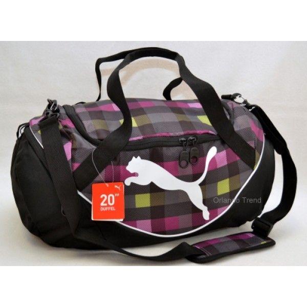 54 Best puma images | Bags, Duffel bag, Gym bag