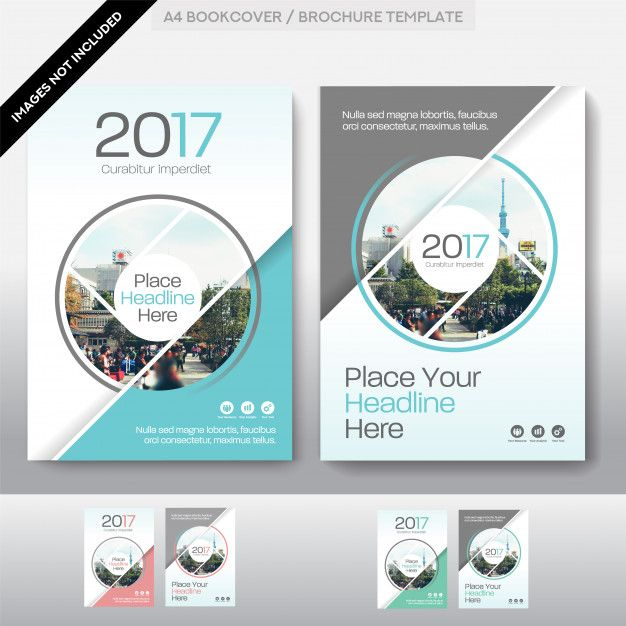 Book Cover Design Reference : City background business book cover design template