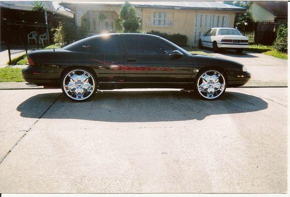 1999 Monte Carlo With Rims 1999 Chevrolet Monte Carlo New
