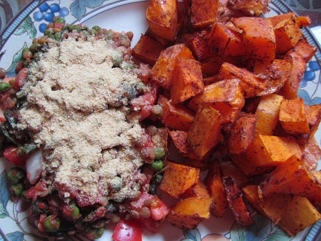 tomato lentils