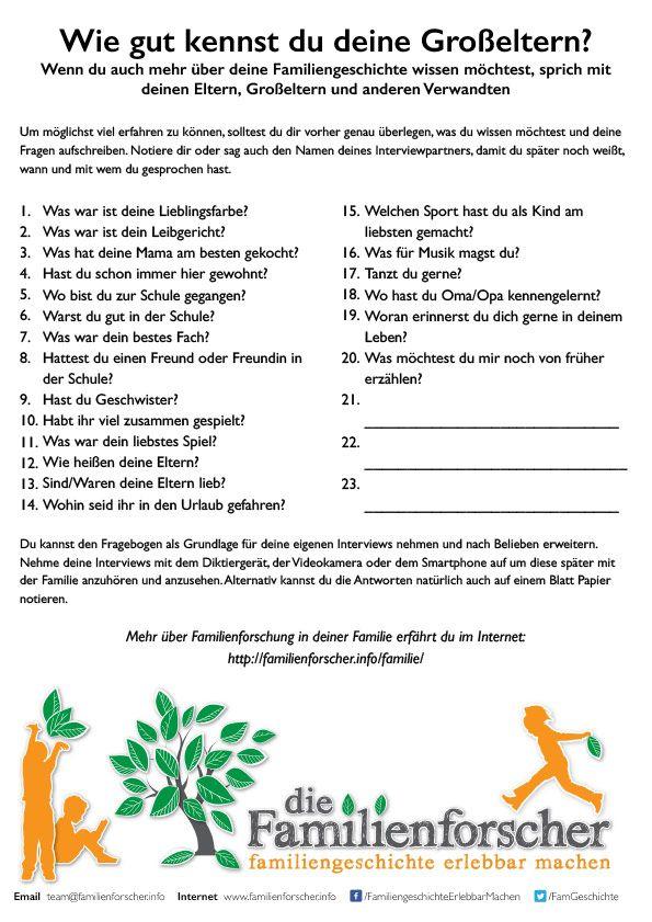 Vorlagen für Ahnentafel, Stammbaum, Ausmalbilder, Rätsel, Alte ...
