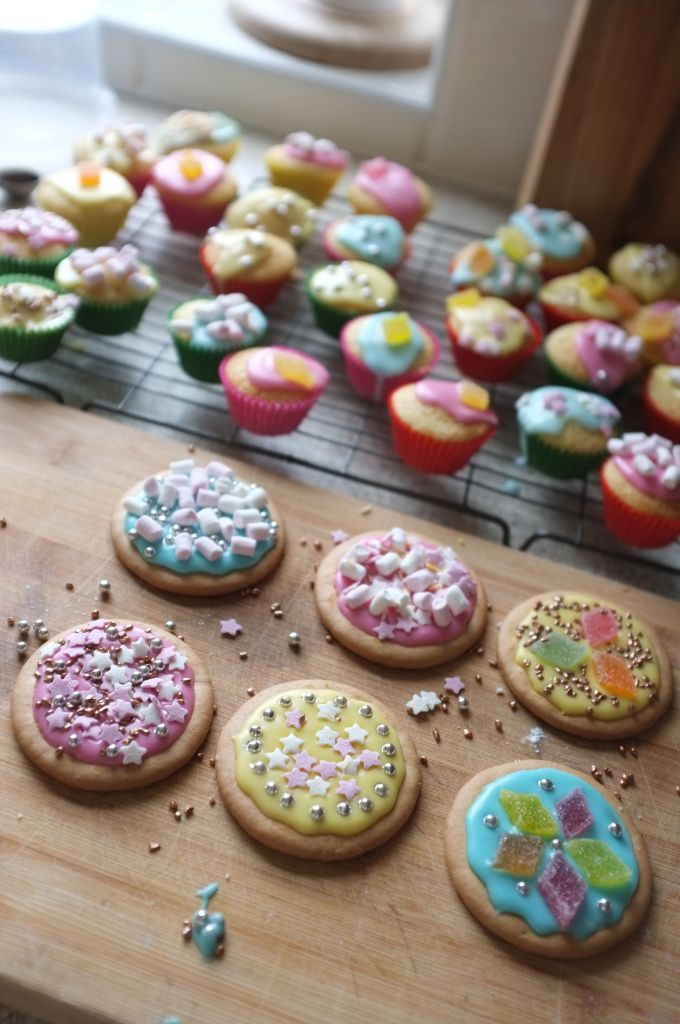 Childhood Memories of Biscuit Decorating | UK Cuisine | Pinterest