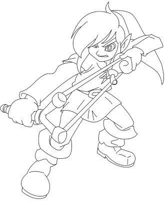 coloring pages :) | Imágenes para colorear - Zelda | Pinterest ...