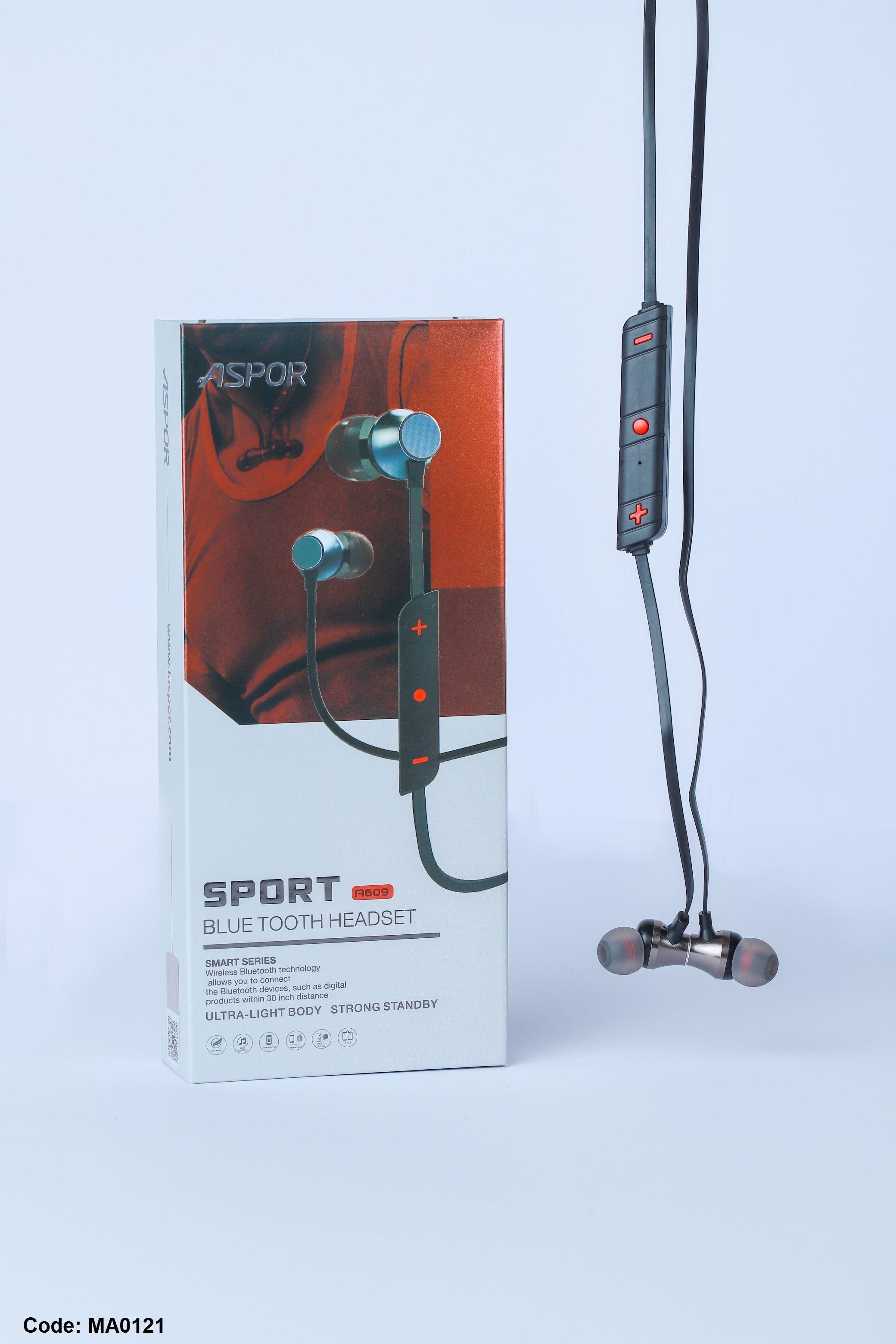 Bluetooth Headphones Aspor A609 بسعر230ج بدل من 300ج Phone Accessories Coding Bluetooth