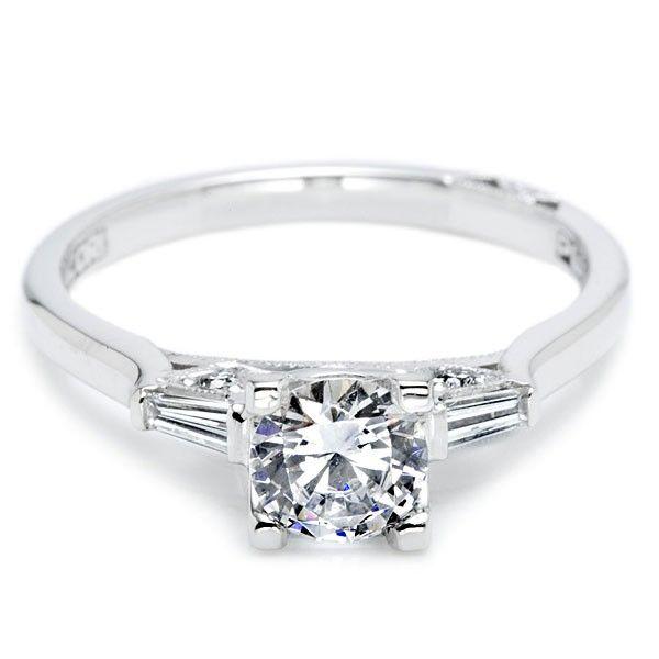 Tacori 2592RD Engagement Ring