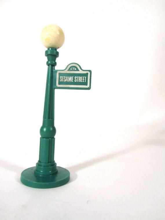 Fisher price little people sesame street lamp post sesame fisher price little people sesame street lamp post aloadofball Images
