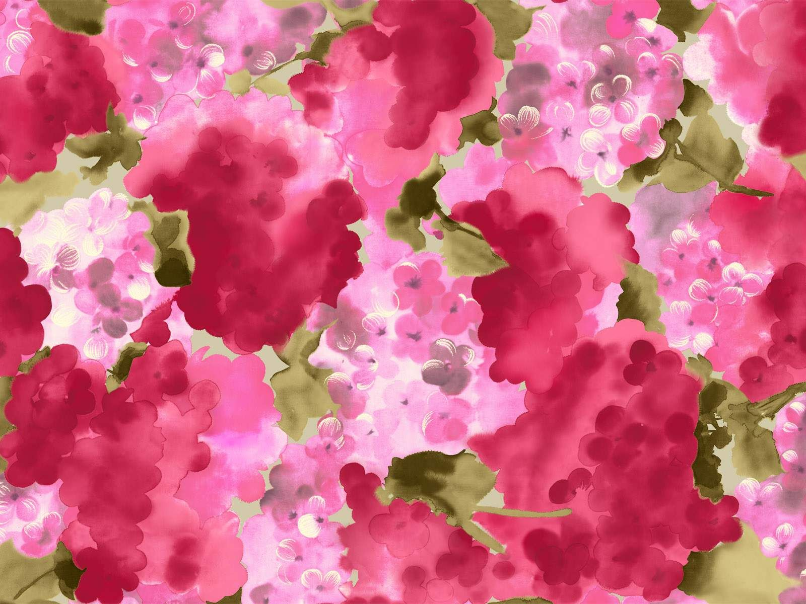 flower painting watercolor wallpaper - photo #5
