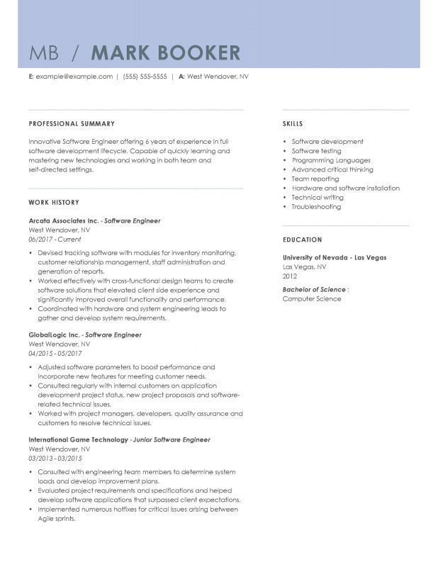 Work Summary Report Template Professional 30 Resume
