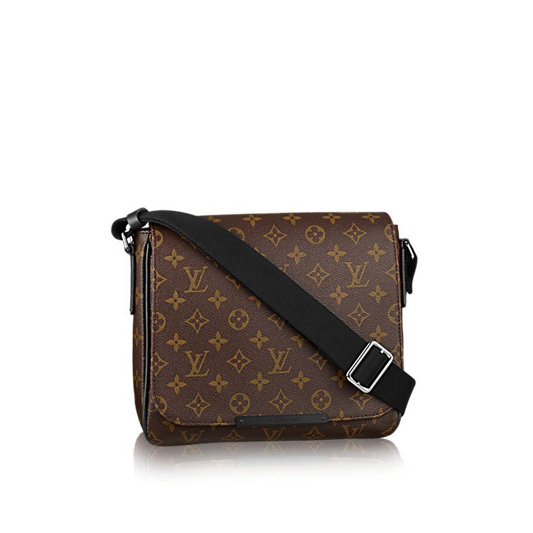 a031abb05cfa District PM +Monogram Macassar Canvas - Men s Bags