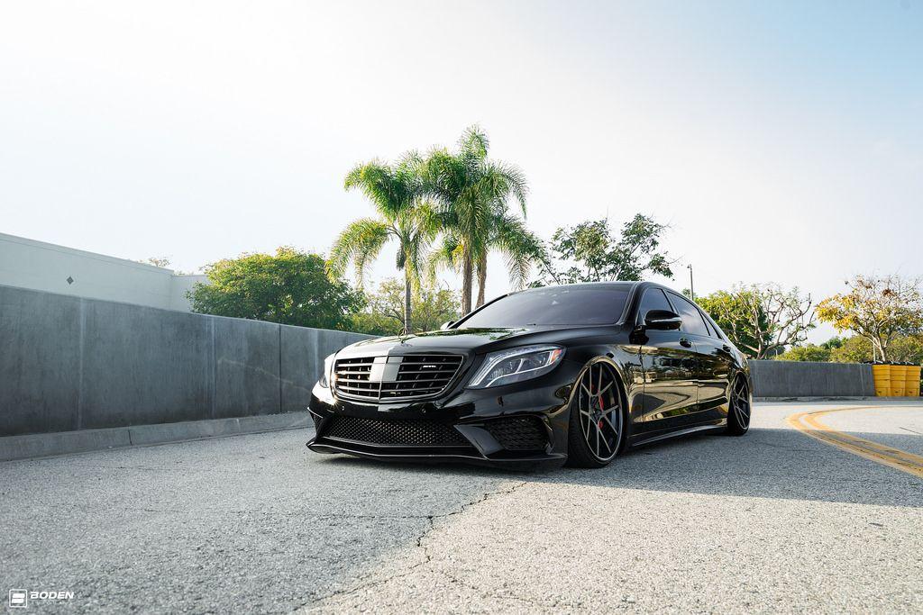 Mercedes Benz S63 For Sema16 Boden Autohaus Worlds Best Car
