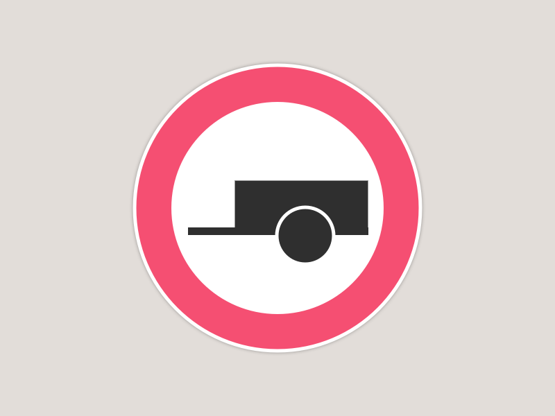 Traffic Sign #1 by Jetlir Nikqi