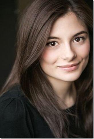 RS Notícias: Georgina Leonidas, atriz britânica