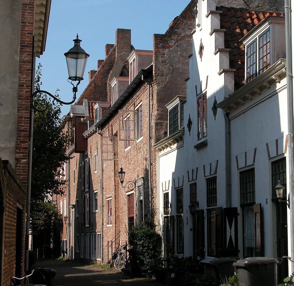 Amersfoort, my home town.
