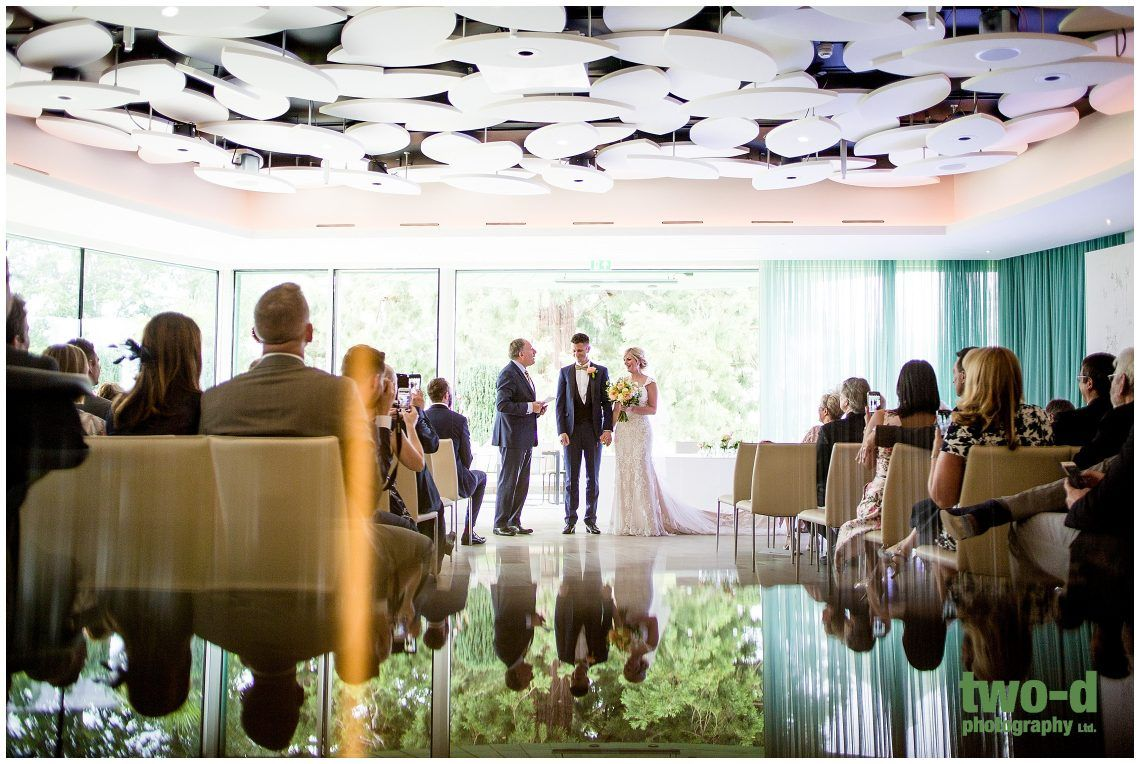 The Cedar Suite Wedding Ceremony The Grove Hotel By Two D Photography Www Two D Co Uk Wedding Venues Uk Beautiful Wedding Photography Wedding Photography