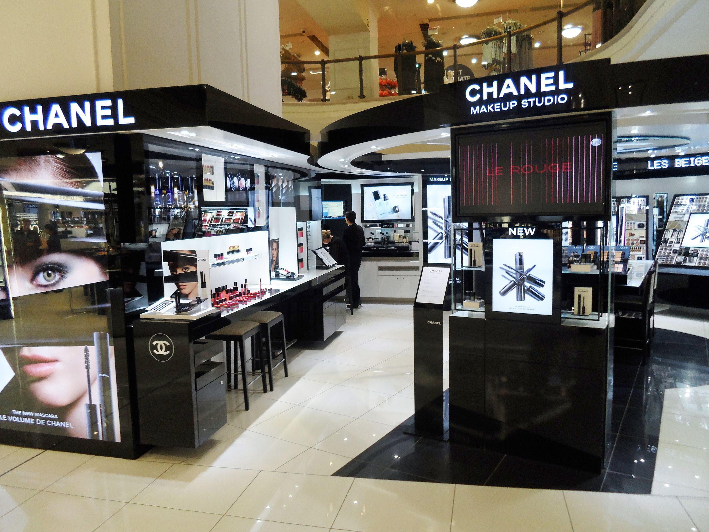 Chanel Makeup MYER Sydney City 2013 Chanel Wikipedia