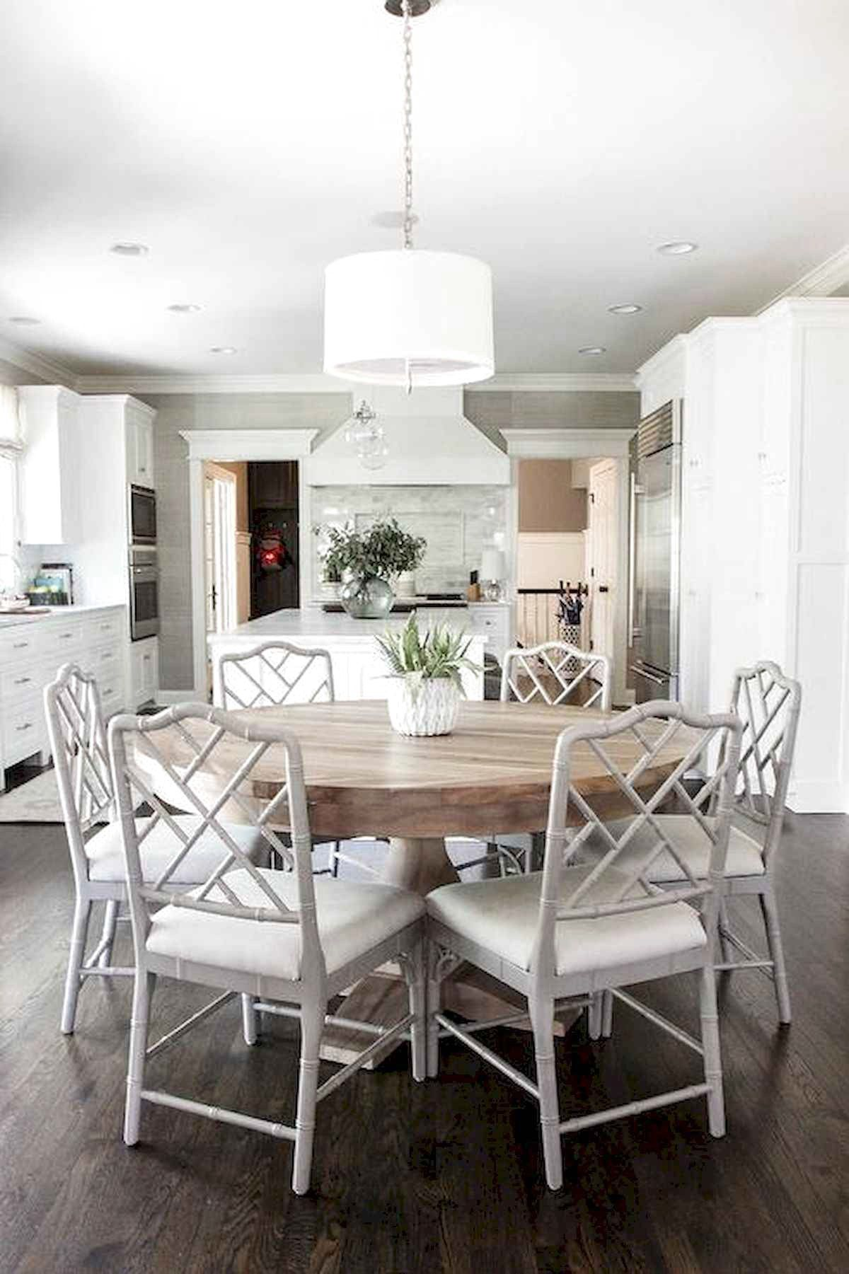 53 Modern Farmhouse Dining Room Table Ideas Decor And Makeover
