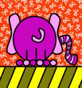 pop elephant