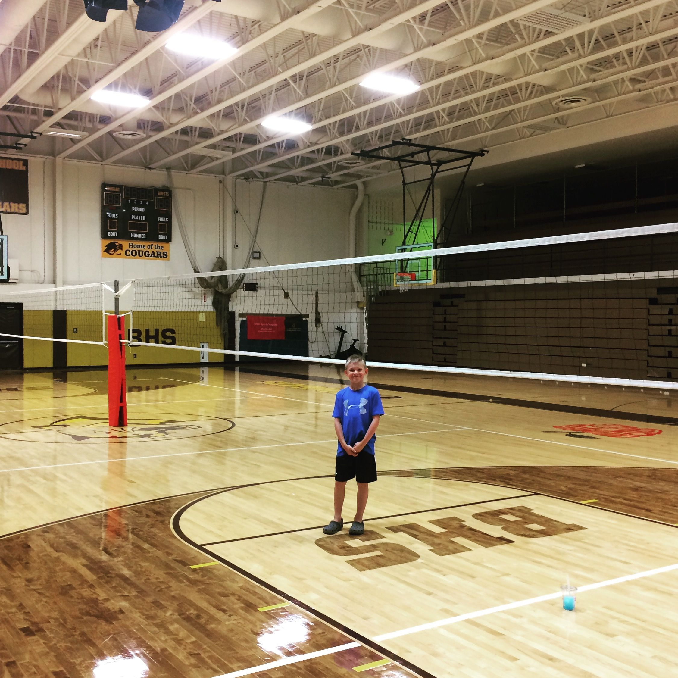 Beechcroft High School In Columbus Ohio Indoor Volleyball Volleyball Net High School