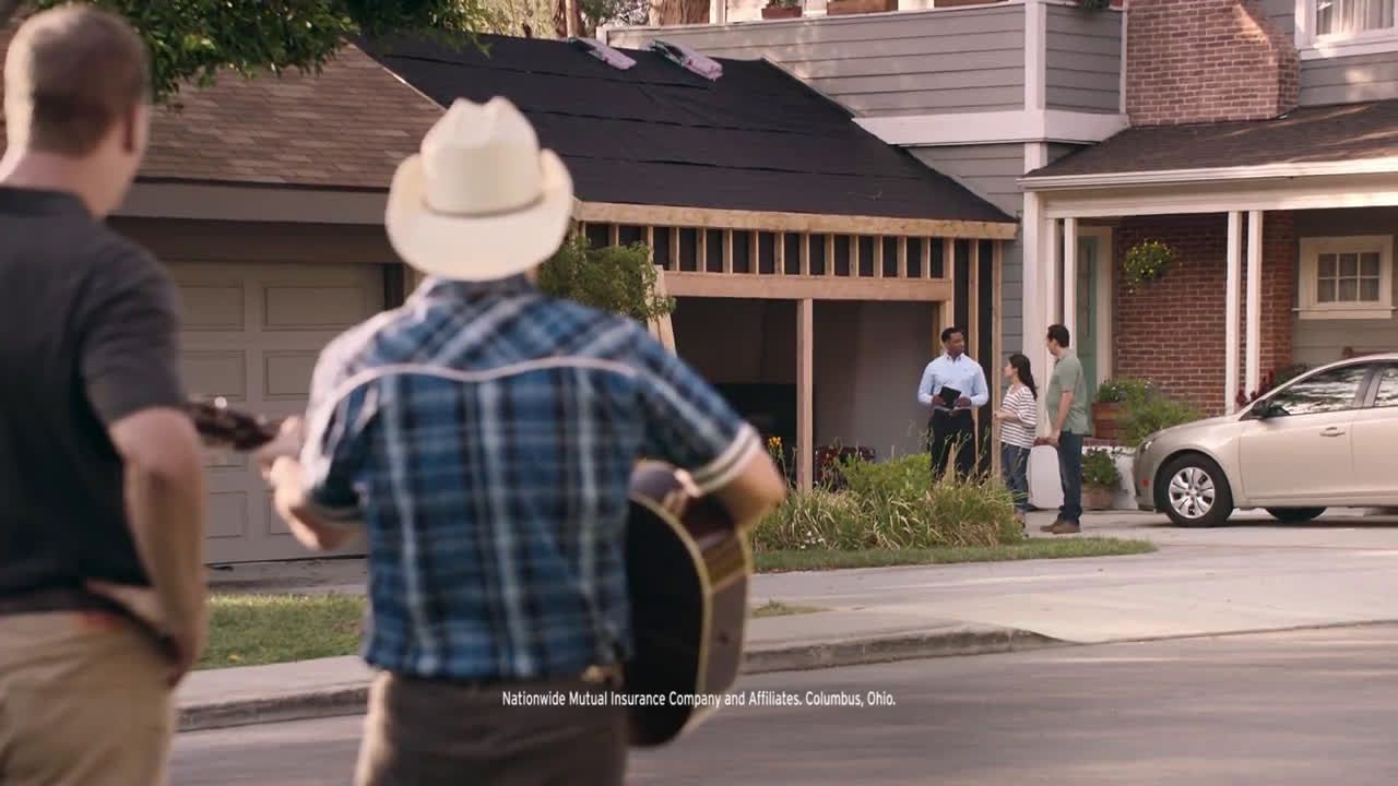 Nationwide Bundling Home And Auto Insurance Nationwide Jingle Sessions Ad Commercial On Tv 2018 Home And Auto Insurance Car Insurance Best Car Insurance