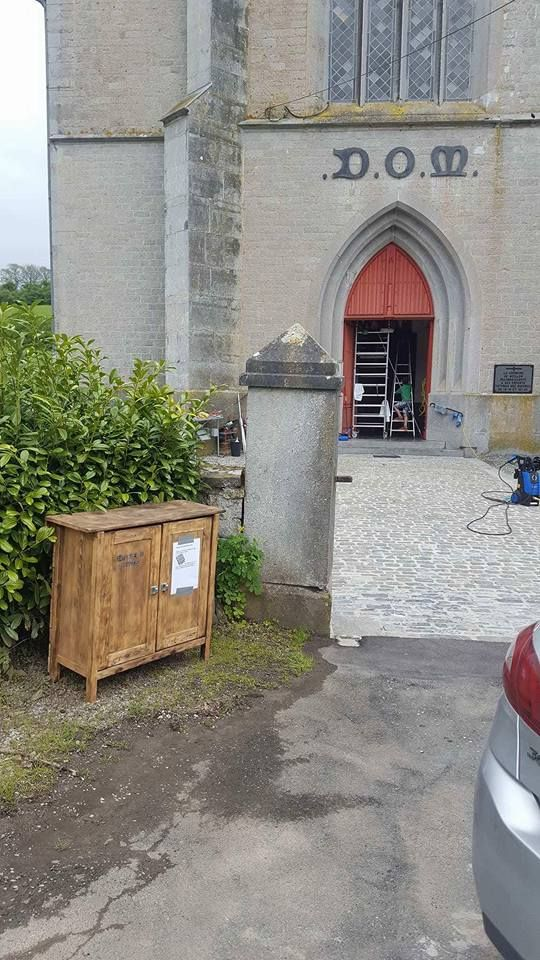 boîte à livres Weillen - Onhaye
