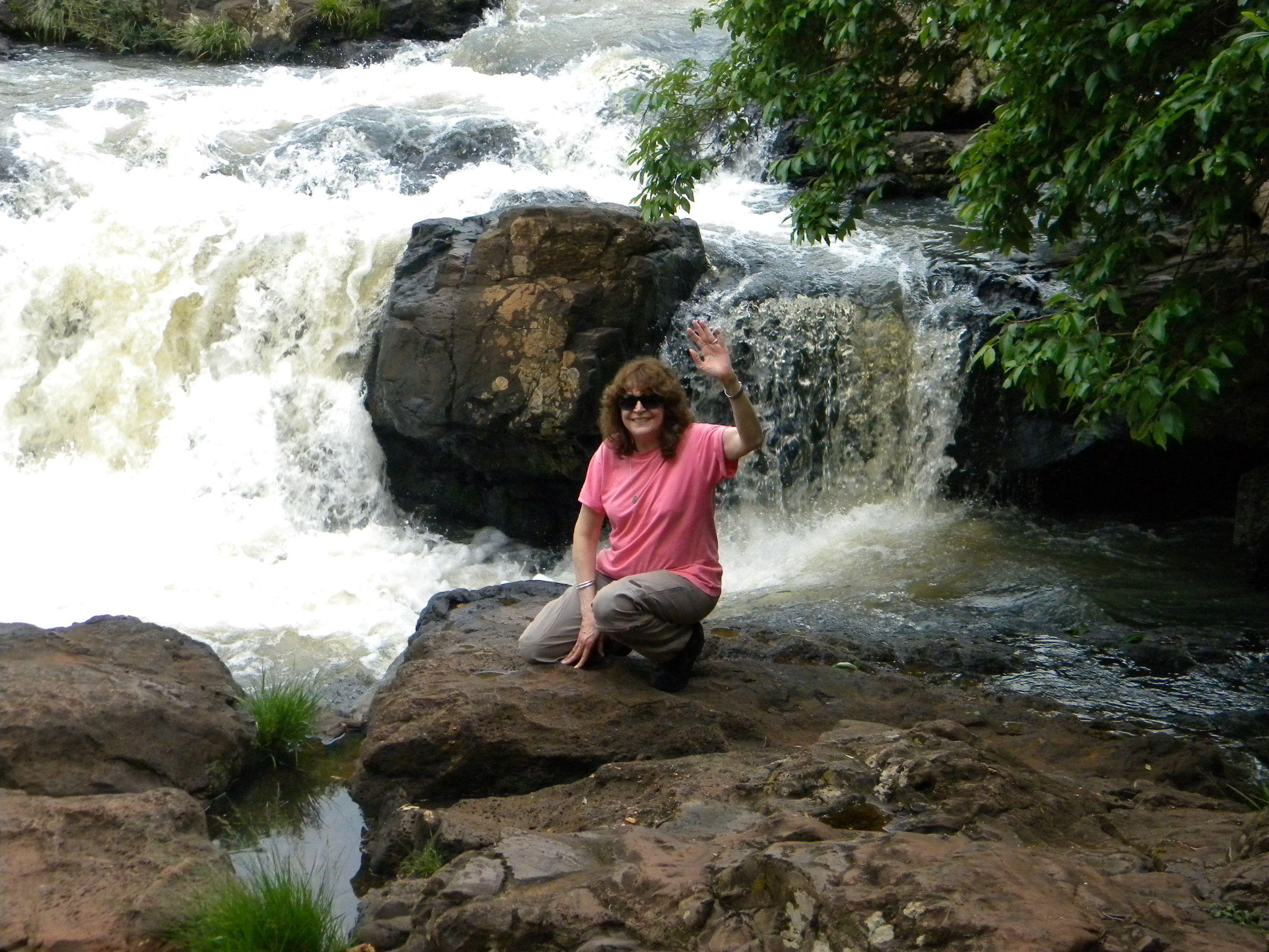 Saltos de Itabay, Jardín América. Misiones