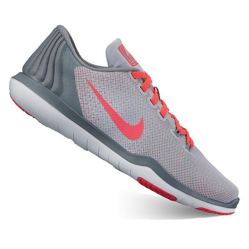 751e8196470c Nike Flex Supreme TR 5 Grade School Girls  Cross-Training Shoes ...