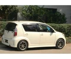 Toyota Passo Latest Features White Color Model 2007 For Sale In